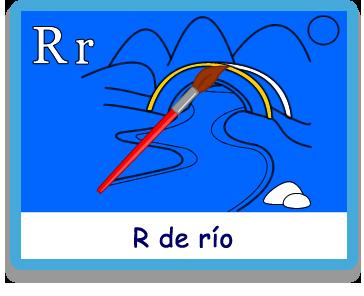 Letra R Colorear Juegos Educativos En Español Aprende