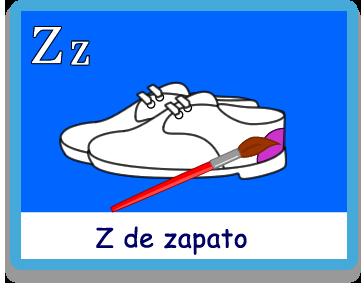 Letra Z Colorear Juegos Educativos En Español Aprende