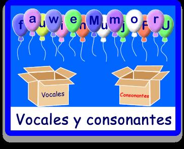 vocales letras juegos juegos educativos en espaol